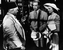 Casablanca Sidney Greenstreet Ingrid Bergman Paul Henreid 8x10 inch photo
