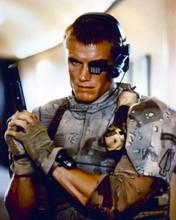 Jean Claude van Damme as Luc Deveraux as Unisols Universal Soldier 8x10 photo