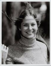 Deborah Raffin original 8x10 photo 1970's smiling portrait