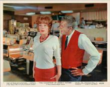 Courtship of Eddie's Father original 1963 8x10 lobby card Stella Stevens