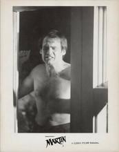 George A. Romero's Martin 1978 original 8x10 photo Tom Savini as Arthur