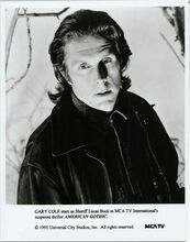 Gary Cole original 8x10 photo 1995 TV series American Gothic