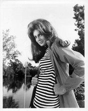 Gayle Hunnicutt original 8x10 inch photo MGM publicity portrait 1960's