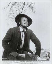 Harry Belafonte original 1971 8x10 photo portrait Buck and the Preacher