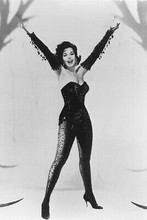 Ann Miller vintage 4x6 inch real photo #453329