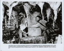King Solomon's Mines original 1985 8x10 photo Sharon Stone Richard Chamberlain