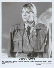Kim Cattrall original 1985 8x10 photo portrait City Limits