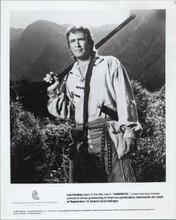 Lee Horsley original 1994 8x10 photo portrait as Hawkeye TV series