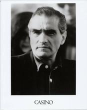 Martin Scorsese director of Casino original 8x10 photo