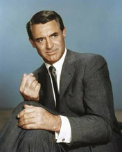 Cary Grant debonair portrait as Roger Thornhill North by Northwest 8x10 photo