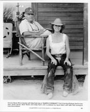 Murphy's Romance original 8x10 inch photo Sally Field and director Martin Ritt
