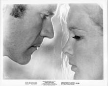 Tale of the Cock 1967 8x10 inch original photo Linda Evans Don Murray close-up