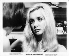 Therese and Isabelle original 8x10 inch photo Essy Persson portrait