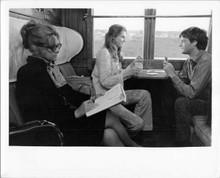 Two People 1973 original 8x10 inch photo Lindsay Wagner Peter Fonda on train