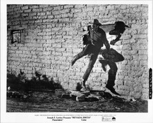 Nevada Smith original 8x10 inch photo Steve McQueen breaks out of jail