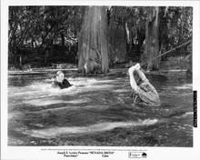 Nevada Smith original 8x10 inch photo Steve McQueen fight scene in river