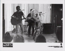 Postcards From the Edge original 1985 8x10 photo Meryl Streep on stage with band