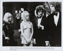 Shampoo original 1975 8x10 photo Warren Beatty Goldie Hawn Julie Christie