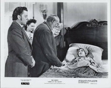 Song Of The South original 1972 8x10 photo James Baskett Bobby Driscoll in bed