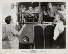 Summer Holiday original 1963 8x10 photo Cliff Richard Jeremy Bulloch London bus