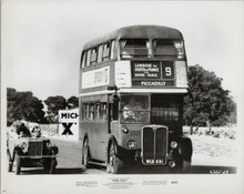 Summer Holiday original 1963 8x10 photo London Bus drives on French road