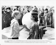 The Neverending Story II original 8x10 photo Jonathan Brandis Kenny Morrison