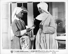 The Nun's Story 8x10 inch original photo Audrey hepburn Rosalie Crutchley