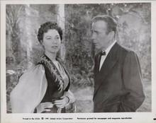 The Barefoot Contessa original 1960 8x10 photo Ava Gardner with Humphrey Bogart