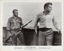 The Battle at Bloody beach 1961 original 8x10 photo Audie Murphy Gary Crosby