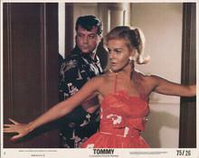 Tommy 1975 original 8x10 lobby card Ann-Margret Oliver Reed