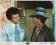 Sheba Baby original 1975 8x10 lobby card Pam Grier Austin Stoker