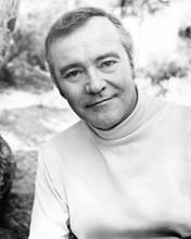 Jack Lemmon 1971 portrait in polo neck sweater 8x10 inch photo