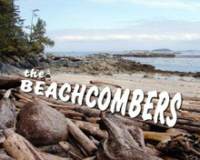 The Beachcombers iconic Canadian TV series opening scene with titles 8x10 photo