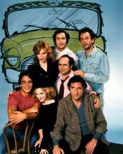 Taxi 8x10 inch photo Reiger Louie Jim Latka Elaine Banta & Simka season 4 cast