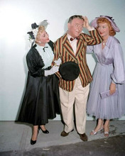 Lucy desi Comedy Hour Vivian Vance and Lucille Ball with guest star 8x10 photo