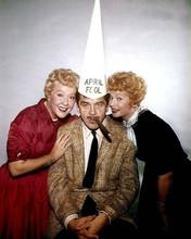 Lucy Desi Comedy Hour Vivian Vance Ernie Kovacks Lucille Ball 8x10 inch photo