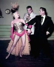 Desi Arnaz Harry James Betty Grable Desi Lucy Comedy Hour 1958 8x10 inch photo