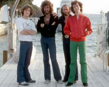 The Bee Gees Andy Barry Maurice & Robin full length pose 8x10 inch photo 1970's