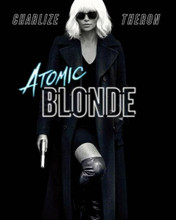 Atomic Blonde Charlize Theron poster artwork 16x20 inch poster