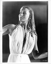 Bo Derek original 8x10 inch photo in white dress from 10