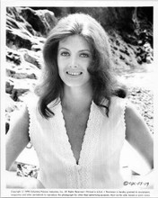 Gayle Hunnicutt original 8x10 inch photo 1970 smiling portrait Fragment of Fear