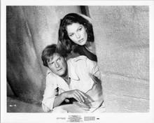 Moonraker original 8x10 inch photo Lois Chiles Roger Moore 1979