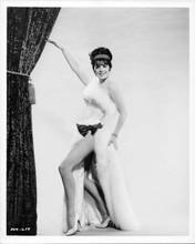 Natalie Wood stunning 1962 original 8x10 inch photo leggy pose for Gypsy
