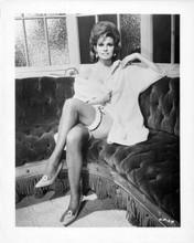 Raquel Welch wears garter the Oldest Profession original 8x10 inch photo