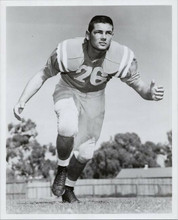 Gary Lockwood vintage original 8x10 photo in football outfit