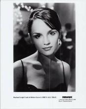 Rachael leigh Cook original 1999 8x10 photo portrait She's All That