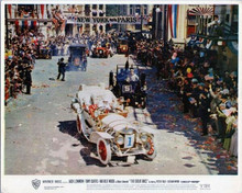 The Great Race 8x10 inch photo The Great Leslie wins New York to Paris race