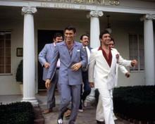 Scarface 1983 Al Pacino Steven bauer & henchmen walking 8x10 inch photo