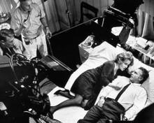 Who's Afraid of Virginia Woolf Mike Nichols directs Taylor & Burton 8x10 photo
