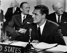 That Touch of Mink Cary Grant gives speach at United Nations 8x10 inch photo